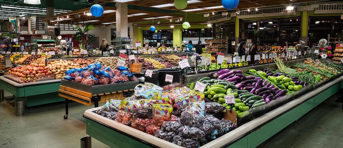 大型超市方案